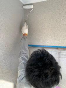 白楽町地区外壁塗装工事