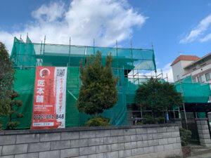 白楽町屋根塗装工事