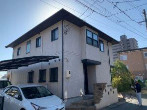 白楽町Y様外壁屋根塗装工事