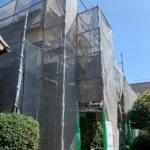 倉敷市羽島地区外壁屋根塗装工事