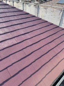 倉敷市M様外壁屋根塗装工事