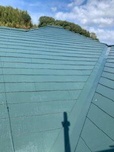 玉島地区屋根外壁塗装