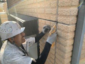 倉敷市 M様外壁塗装工事