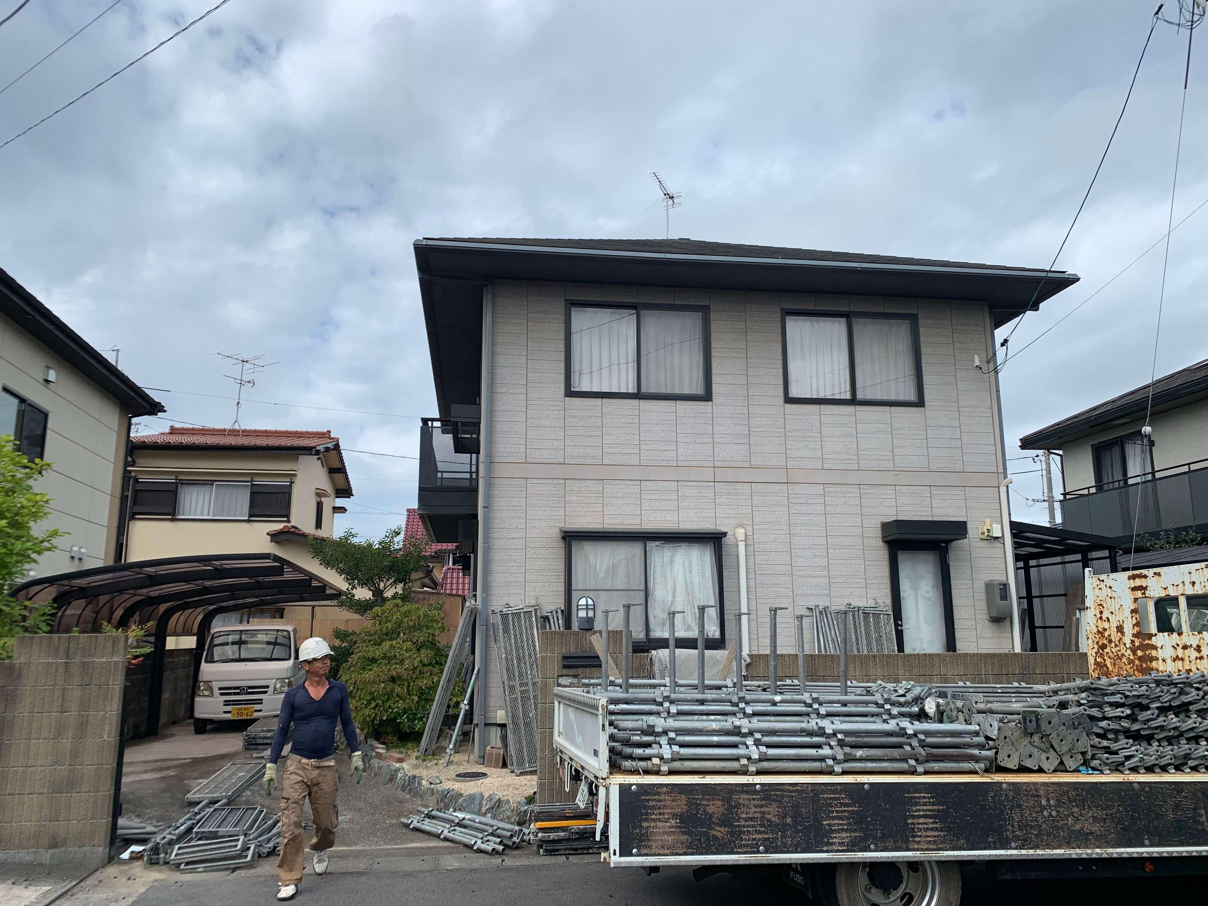 外壁塗装 屋根塗装工事